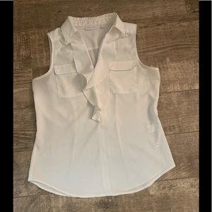 New York & Co. Sleeveless  Blouse
